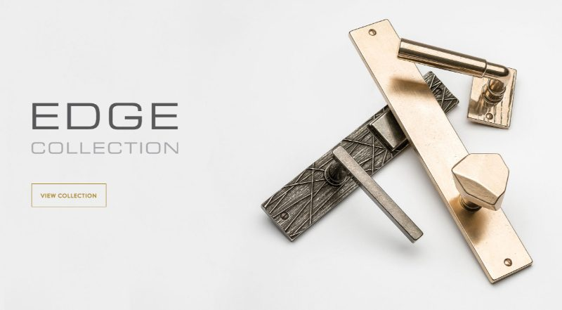New Edge Collection from Rocky Mountain Hardware