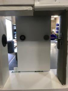 Inox Barn Door Lock Bd4000 New Product And Display