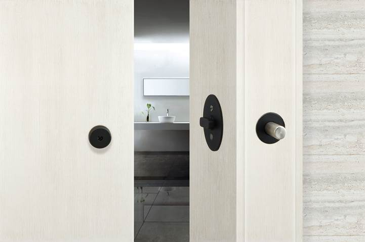 Inox Award Winning Barn Door Privacy Lock