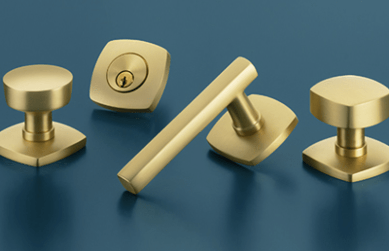 New Urban Modern Door Hardware from Emtek