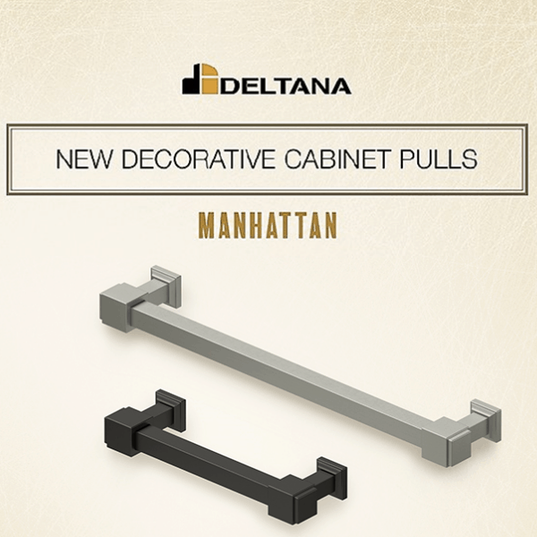 DELTANA presents the all-new Manhattan Pulls