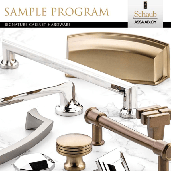 New from Schaub! No Charge Samples, Shipped Direct!