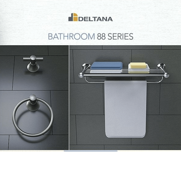 DELTANA Series 88 Modern Bathroom Accessories