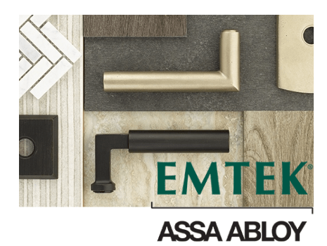 New Rustic Modern Levers Added to the Emtek Collection