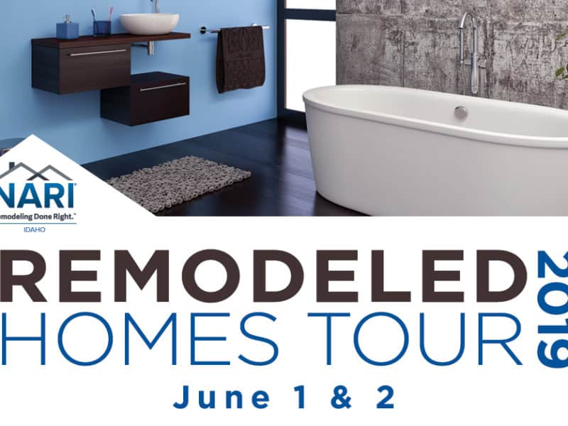 Need Some Inspiration? Don't Miss the NARI Home Tour June 1-2, Throughout Treasure Valley, ID