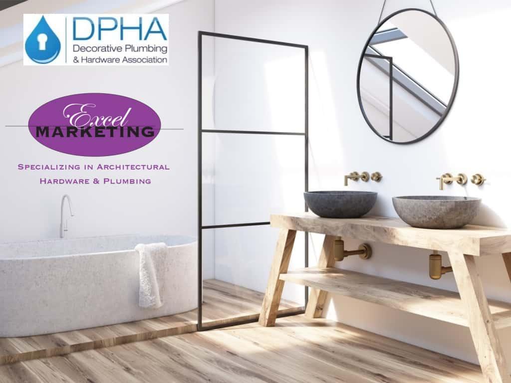 Excel Marketing Joins Decorative Plumbing & Hardware Association (DPHA)