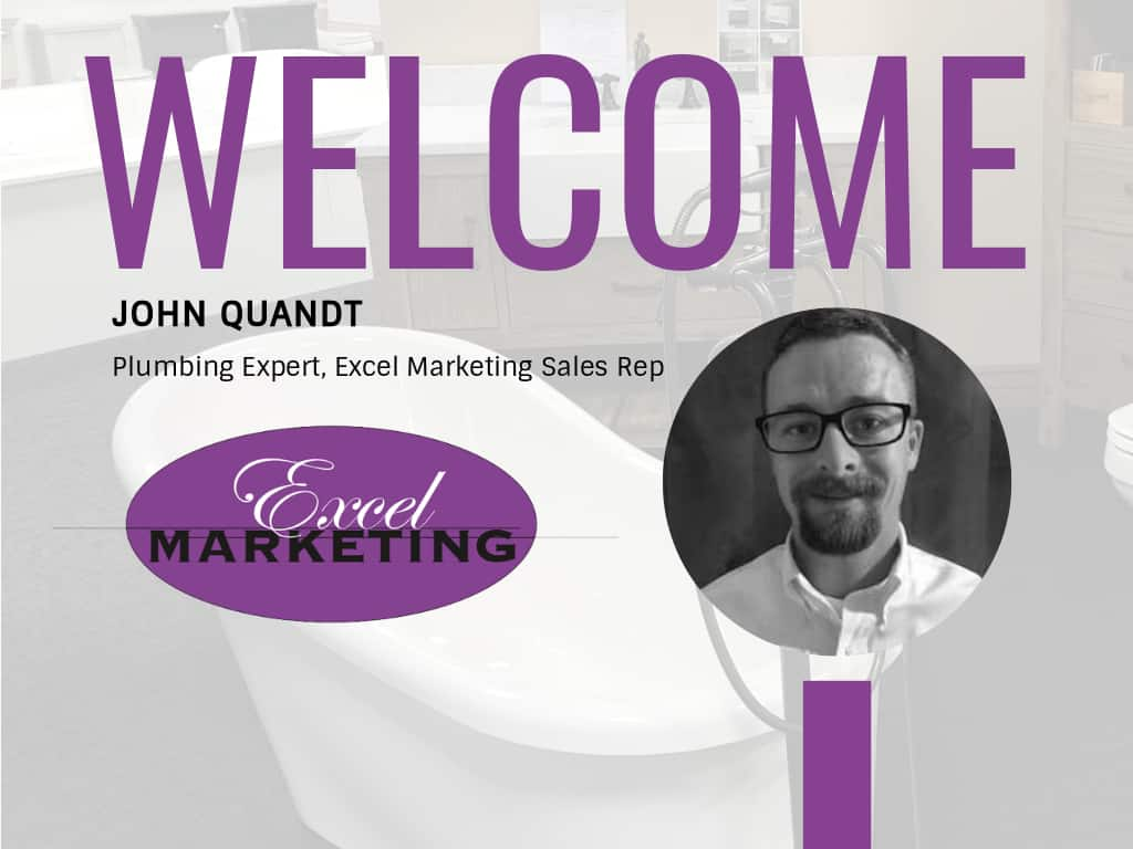 Excel Marketing Welcomes John Quandt to the Team!