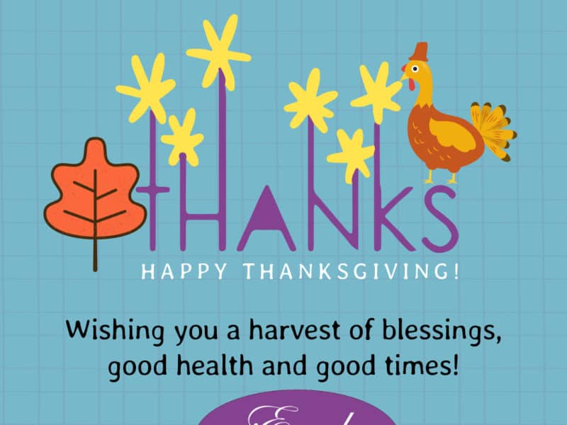 Excel Marketing Wishes You a Happy Thanksgiving!