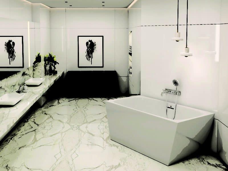 Product Feature: Americh Corporation Glacion Freestanding Tub