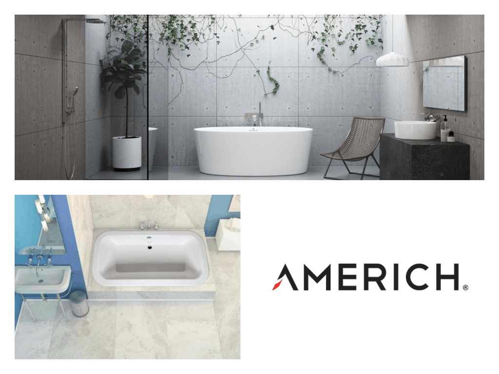 Announcing New Tubs from AMERICH