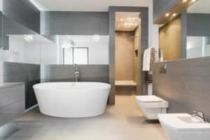 featured image Americh's new seamless tub the Orleans Collection
