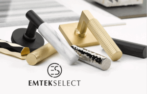 featured image showing EMTEK SELECT Levers