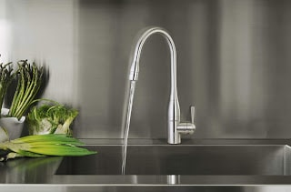 Lenova Launches Germ Busting Aqualogic Ozone Faucet
