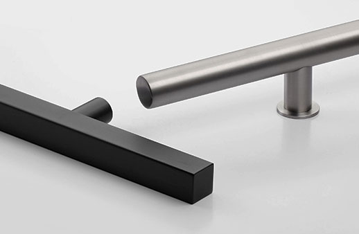 Emtek's New Durable Stainless Steel Pulls Offer A Sleek Design