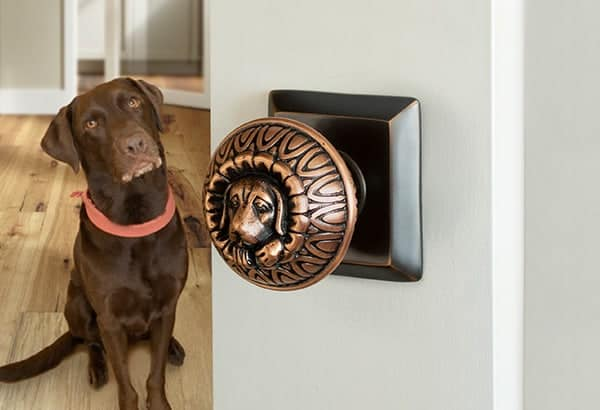 Celebrate National Dog Day With This Limited Release From EMTEK – Dog Knob