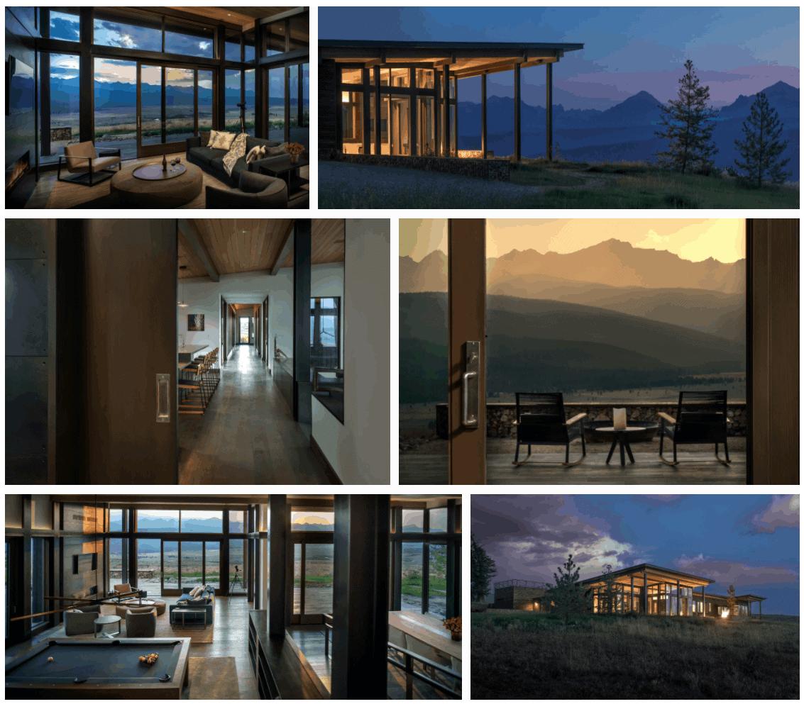 Design Inspiration Featuring Rocky Mountain Hardware