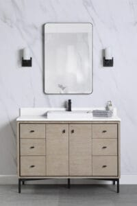 featured image showing the Bravo Vanity from Fairmont Designs