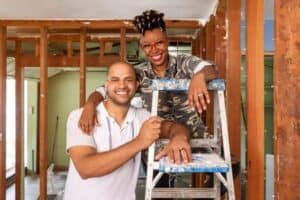 Featured image showing Two Steps Home stars Jon Pierre and Mary Tjon-Joe-Pin